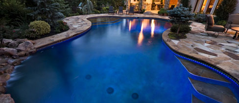 Classic Pools Blue Haven Pools Tulsa