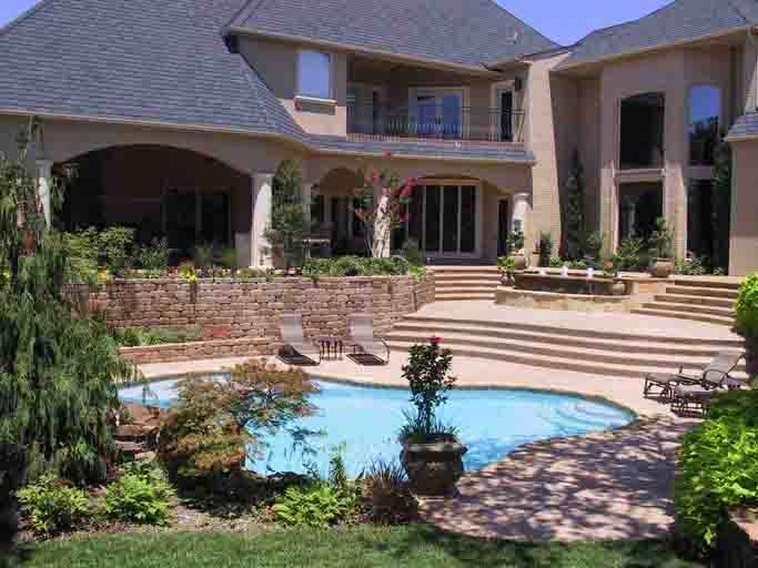 Swimming Pool Contractors A Tulsa Ok Company Blue Haven